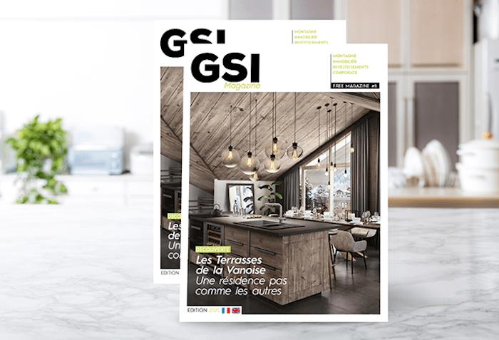 Magazine GSI